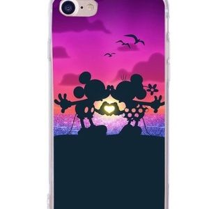 Mickey And Minnie IPhone Case 8+